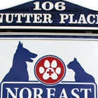 Noreast Veterinary Sign (2012)